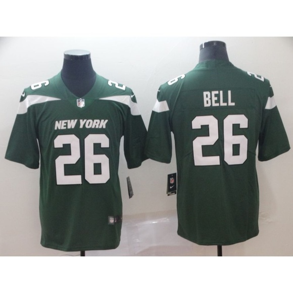 uk availability 4e5c9 ed2bd New York Jets Le'Veon Bell Jersey